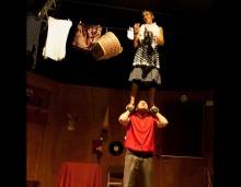 Conte de l'ordinaire – Coeur d'Art'i'show – Cirque Troc