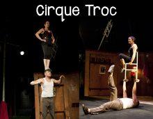 Anciens spectacles Cirque Troc