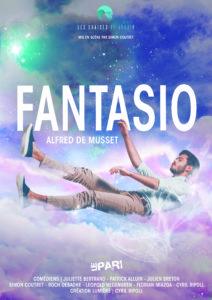 Affiche Fantasio- A3