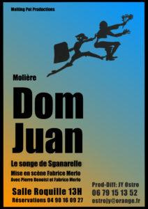 dossier de presse Dom Juan