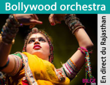 Bollywood orchestra
